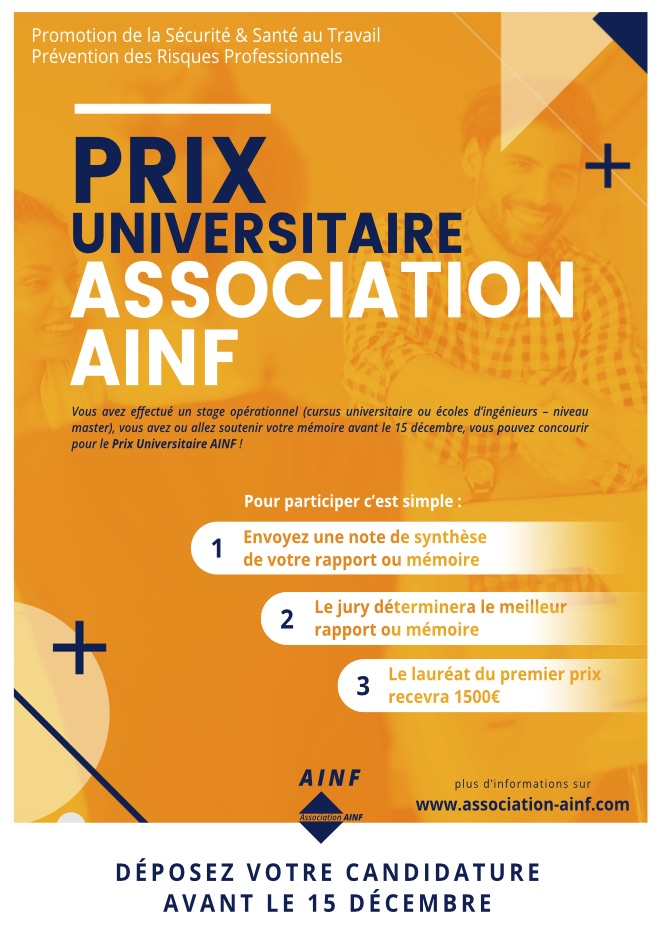 AINF Affiche